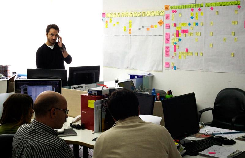 lean office riunione