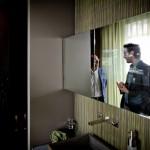 pianca fuorisalone hi-home castrignano schermo specchio