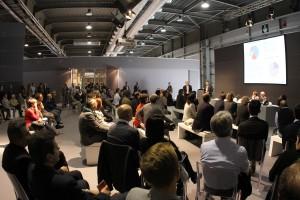 convegno abitare 100% project 2012